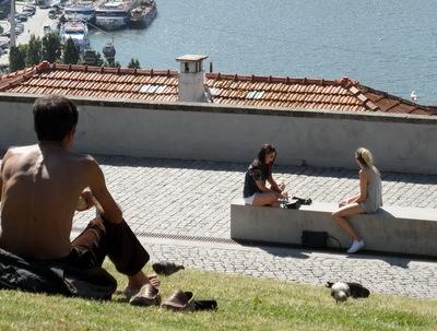 Les femmes et l'espace public urbain (suite)