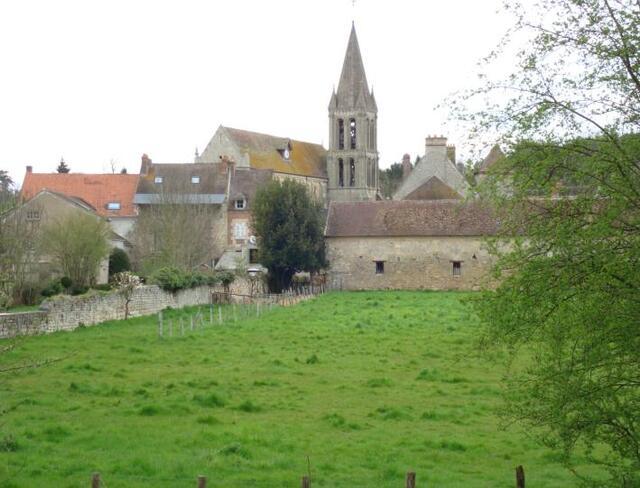 Blog de lisezmoi : Hello! Bienvenue sur mon blog!, Le Val d'Oise : les plus beaux villages