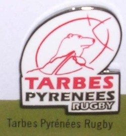 Pin's Tarbes PR (27)