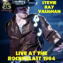 STEVIE RAY VAUGHAN - Live At The Rockpalast '84