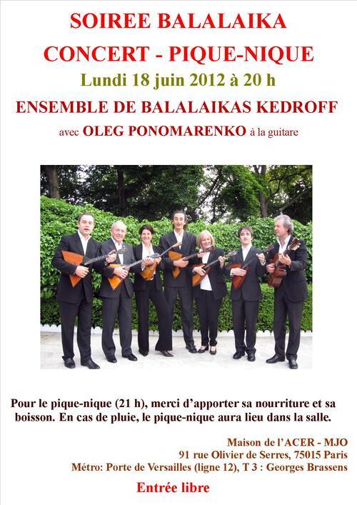 KEDROFF Balalaikas