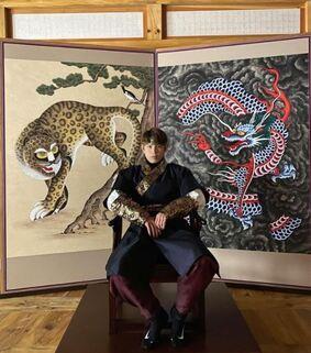 Biographie Kang Min Su