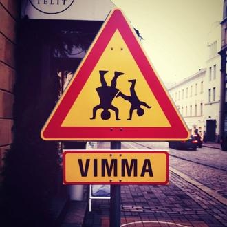 Mirabelle à Helsinki.