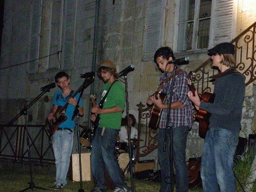 Feux de la St Jean 2011