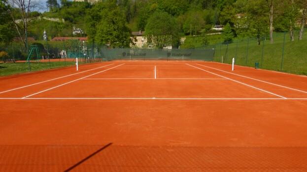 le club de tennis