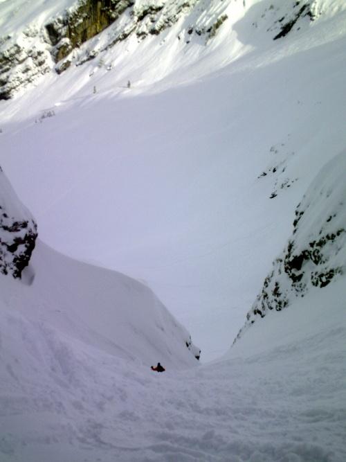 CombesDesAravis - ski rando 28 01 2012