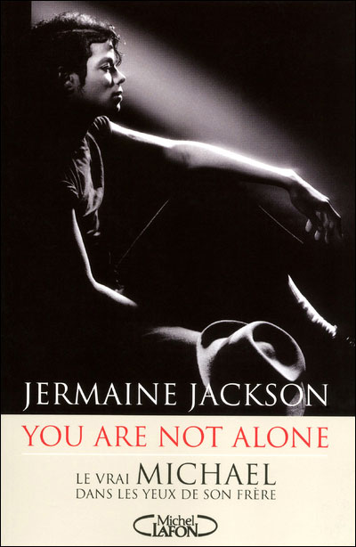 Le livre de Jermaine You Are Not Alone