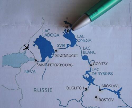 Croisière Russie- Jour 4- Kiji