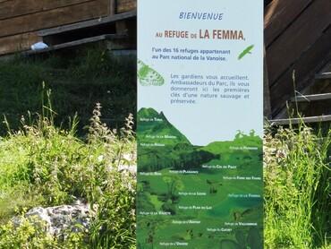 Refuge de La Femma (2352 m)