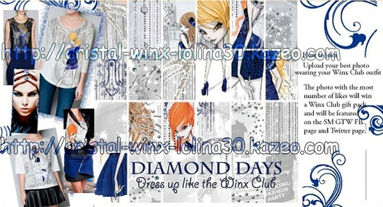 winx diamond days