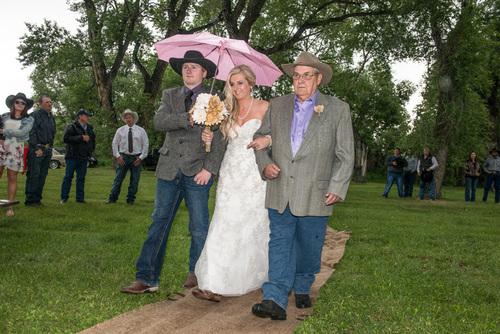 Reportage de Mariage au pays des cow-boys