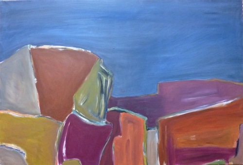 Mes peintures 2017