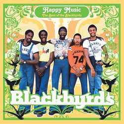 The Blackbyrds - Happy Music . The Best Of - Complete CD
