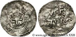 Monnaie de Thierry II de Luxembourg, évêque de Metz