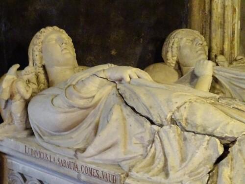 Abbaye de Hautecombe et la nécropole de la Maison de Savoie (photos)