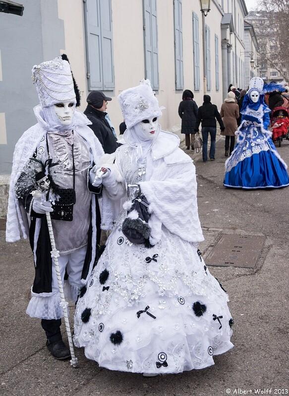 Annecy 2013 - Histoire de couples.