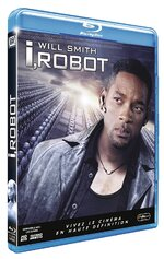 [Test Blu-ray] I,Robot