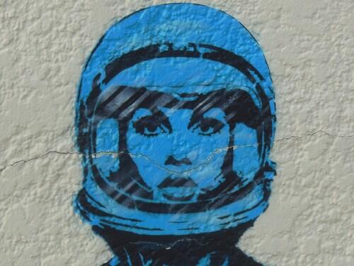 La cosmonaute mélancolique