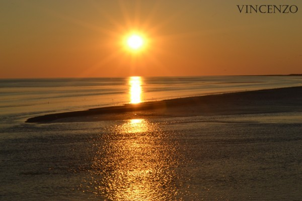 Normandie coucher de soleil 729