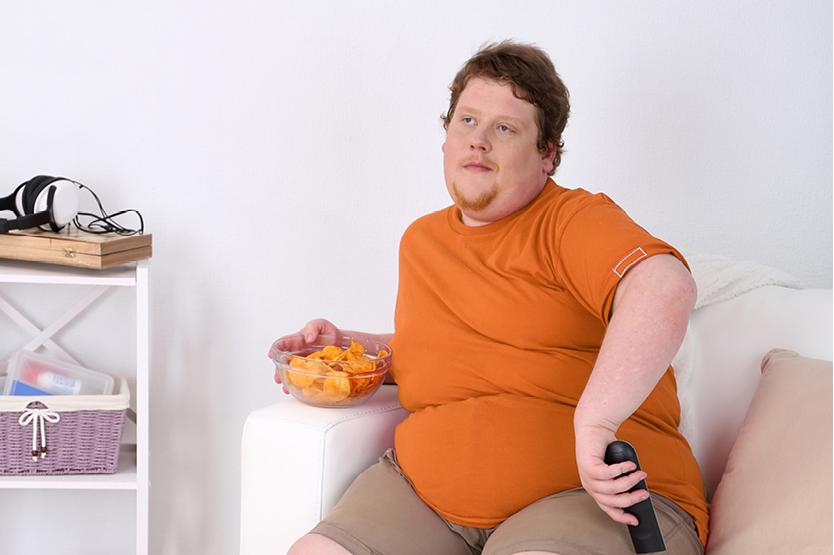 Фото человека при сахарном диабете