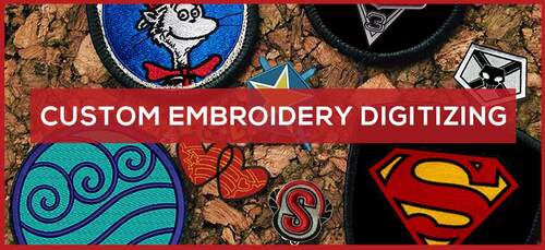 The 3 Advantages of Digital Embroidery Designs
