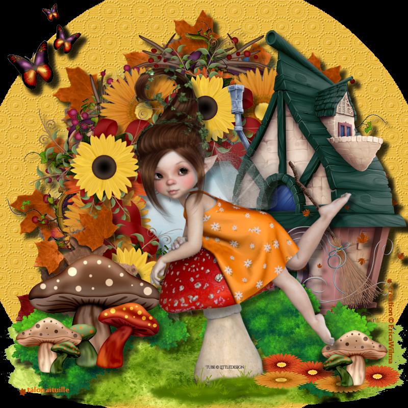 *** Autumn Garden ***
