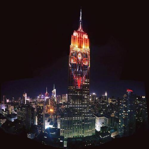 Empire State Building, lieu Kali