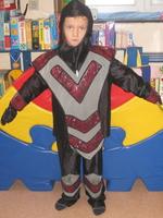 Soldat de l'espace 7/9 ans
