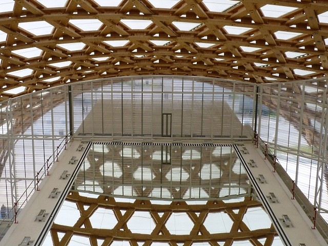 ERRE au Centre Pompidou-Metz 4 Marc de Metz 2011