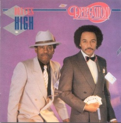 Delegation - Deuces High - Complete LP