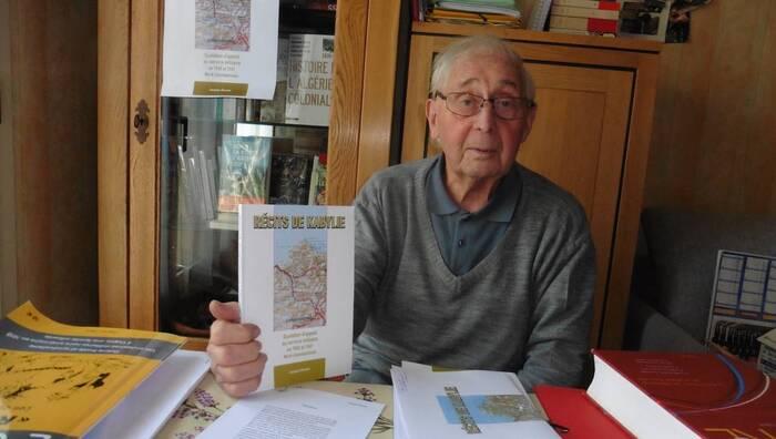 Ernée. Récits de Kabylie, un livre de Jacques Bouvier