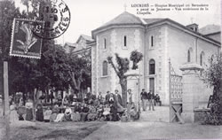 Lourdes : lieux du souvenir