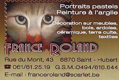 Merci France Roland