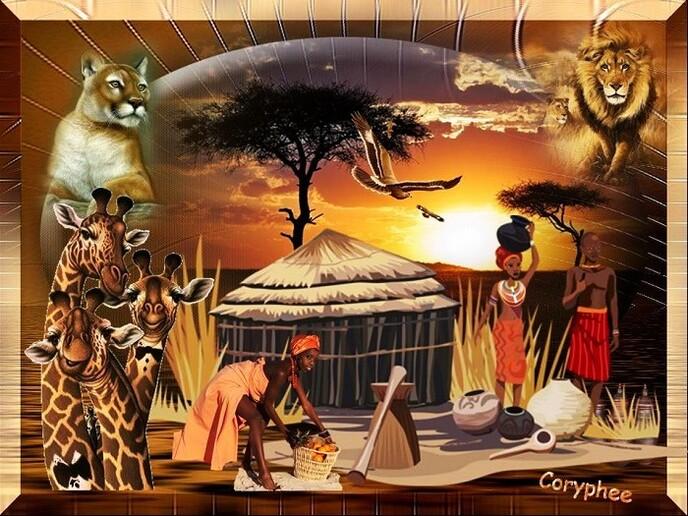 Creations AFRIQUE