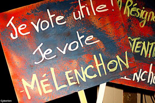 La France insoumise compte + 100 000 appuis ce 1er mai