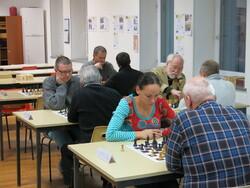 Challenge Blitz BNP Paribas du Vendredi 19 février : Vainqueur Adéla Ionutiu