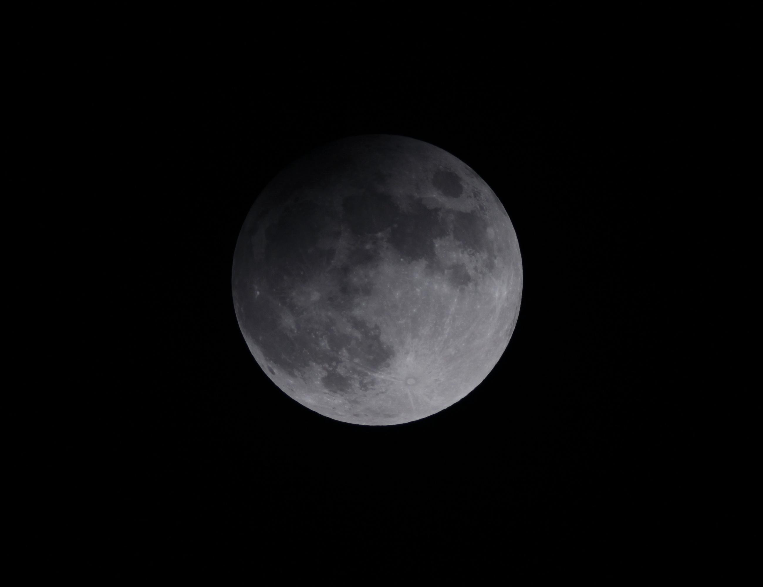 éclipse de Lune 11-02-2017