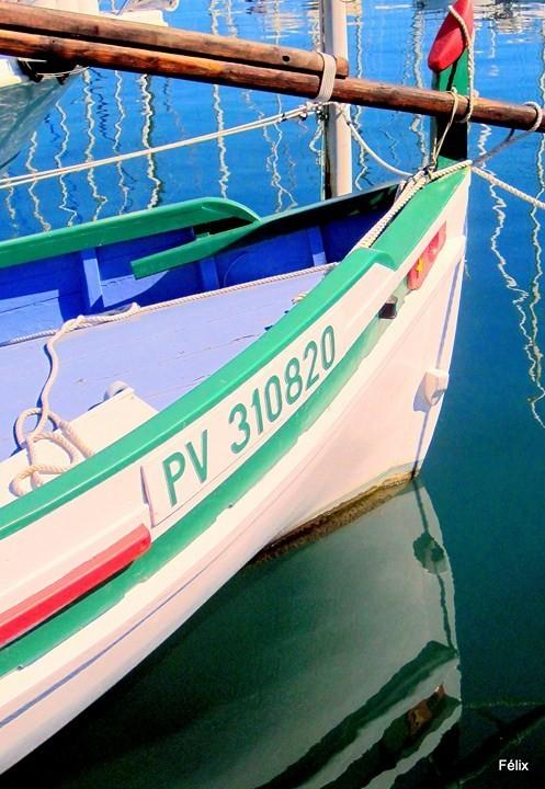 q04 - Avant de barque