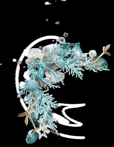 Branches Décorées Série 6