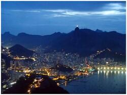 Ils sont allés à Rio et n'ont pas oublié de monter là haut... du 9 au 25 Mars