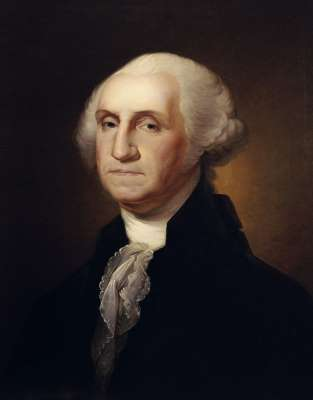 George Washington was ill and knew he was going to die. He was addressing his secretary, Tobias Lear, who was tongue tied at the thought, prompting Washington to ask if he had understood.