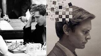 Le réalisateur américain Edward Zwick a adapté très librement le duel échiquéen entre Fischer et Spassky en 1972.