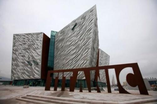 Le Titanic a son musée, 100 ans après le naufrage