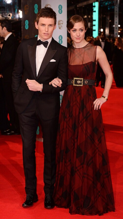 Langue de Vip': Looks BAFTA 2014