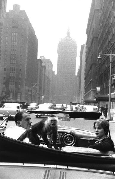 02 - Ambiance urbaine à New-York