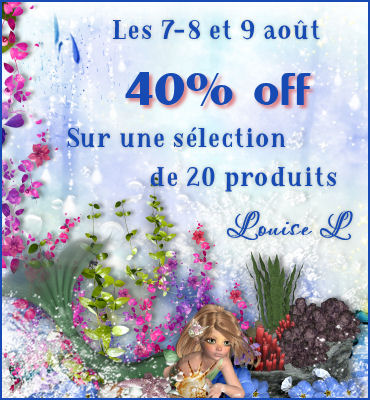 40% off Digital Créa