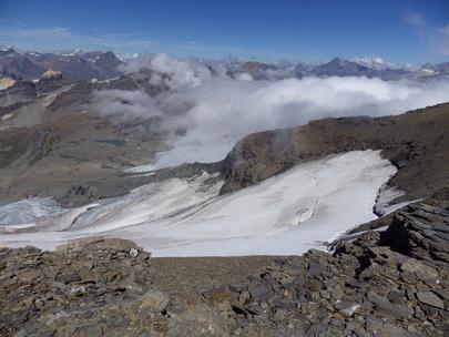 Glacier des Sources de l'Isère