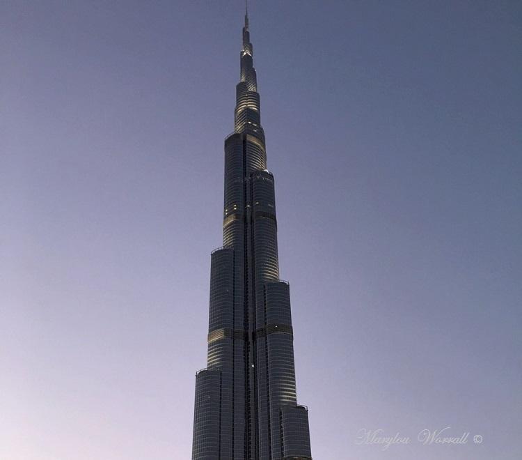 Dubaï : La tour de Kalifa