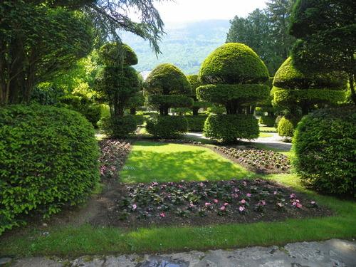 Les jardins du prieuré Saint-Maurice ( 2 )