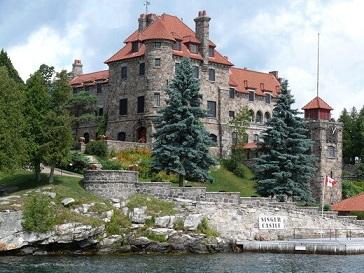 Le château aux passages secrets ...